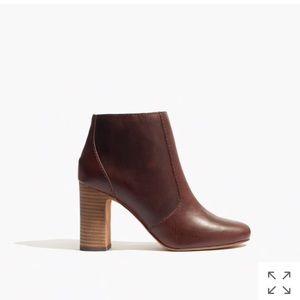 Madewell Sutton Boot, Sz 6